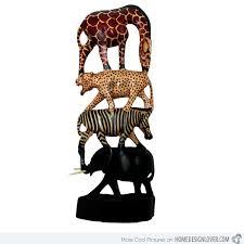 Home Decor Sculptures Get Wild With 15 Safari Table Sculptures Home Design Lover