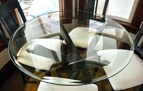 42 inch glass table top marvelous 42 round dining table youthsense org