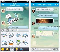 chat apps for android gree launches a new mobile chat app for ios and android users