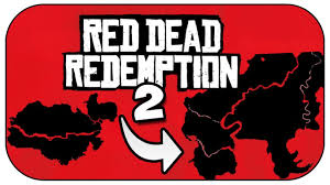 Map Size Comparison Red Dead Redemption 2 U2013 Map Size Comparison And Confirmed