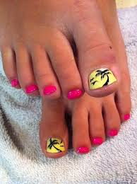best 25 yellow toe nails ideas on pinterest fun nail designs