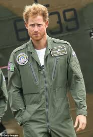 top gun jumpsuit prince william flies at raf coningsby event but is he is as