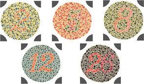 Red Orange Color Blind Test The Advantages Of Being Color Blind