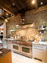 kitchen small industrial kitchen rustic open kitchen shelves