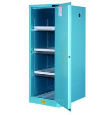 Safe Cabinet Justrite Sure Grip Ex Slimline Corrosives Acid Steel Safety