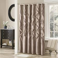 Fabric Shower Curtains With Valance Luxury Shower Curtains Fabric Shower Curtains Modern Drapes For