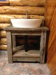 bathroom vanities amazing tiny reclaimed wood bathroom vanity