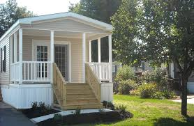 homes with porches front porch designs for mobile homes homesfeed
