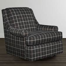 Glider Swivel Chairs Dark Mocha Swivel Chair