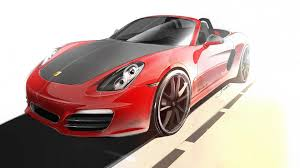 red porsche boxster porsche boxster s red 7 edition announced for the netherlands