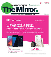 Danforth Roofing Supplies by The Scarborough Mirror North July 6 2017 By The Scarborough