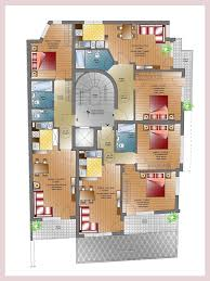 Apartment Complex Floor Plans Apartment Complex Briz In Varna
