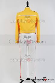 freddie mercury halloween costume queen lead vocals freddie mercury costume cosplay queen