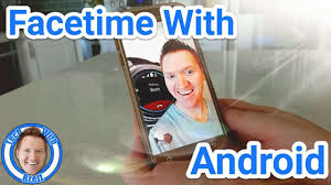does android facetime chat like facetime with using duo on iphone and