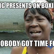 Meme Boxing - boxing day by michael mafeni meme center