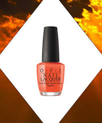 best summer nail colors fiery orange 24 irresistible summer nail