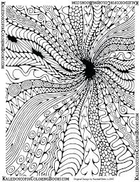 design coloring pages pdf abstract coloring pages free printable difficult coloring pages