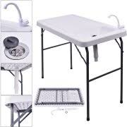 Coleman Camp Kitchen With Sink by Camping Tables