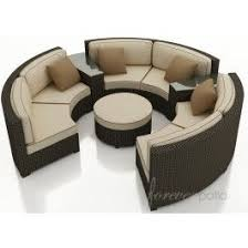 Curved Patio Sofa 15 Best Images About Outdoor Furniture On Pinterest Pits
