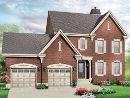Two Story Home Designs Two Story House Plans 2 Story Family Home Plan 027h 0359 At