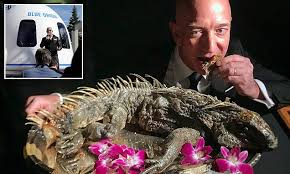 Seeking Lizard Imdb Jeff Bezos Says His Fortune Will Make Space Travel Cheaper