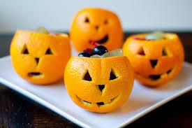 great healthy halloween snack ideas