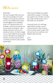 Diy Candy Buffet by Ebook Tips For Your Diy Candy Buffet Dulce Designs Candy