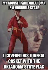 Oklahoma State Memes - funny oklahoma state memes memes pics 2018