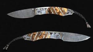 william henry kitchen knives knives galore at abu dhabi and equestrian exhibition the