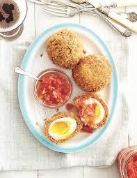 Dinner Egg Recipes Classic Scotch Eggs Recipe Chatelaine Com