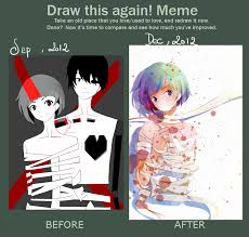 Draw It Again Meme - draw it again meme by alie reol on deviantart