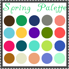 Color Up Grown Up Dress Up Blog Color Palette Spring Renkler