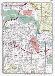 Map Sacramento Sacramento Road Map