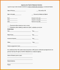 free payment agreement template 9 payment agreement templates