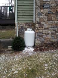 awful gas fireplace propane tank and best ideas of tanks