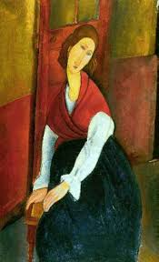 modigliani woman with a fan master of the month 29 sept oct 2006 amedeo modigliani wetcanvas