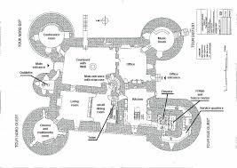 chateau floor plans luxury chateau floor plans best of castle maps and