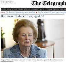 Margaret Thatcher Memes - margaret thatcher dies rip iron lady