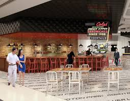 food truck design los angeles l a gets another food truck but this time in the airport