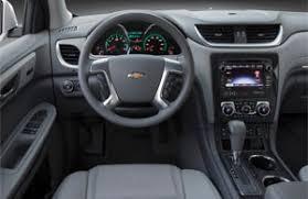 Buick Enclave 2013 Interior 2013 Chevrolet Traverse Buick Enclave Gmc Acadia Motorweek