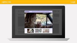 light boxes for photography display lightbox ads making display ads easier on every screen youtube