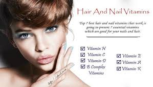 top 7 best hair and nail vitamins that work