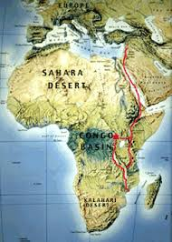 africa map great rift valley great rift valley