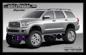 lift kits for cadillac escalade 2008 2014 toyota sequoia 10 12 inch lift kit bulletproof suspension