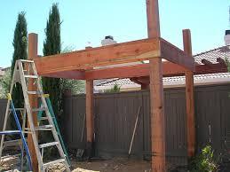 Backyard Cabana Ideas How To Build A Cabana How Tos Diy