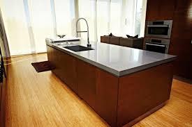 kitchen island countertop caesarstone quartz concrete kitchen island countertop