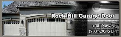 Overhead Door Rock Hill Sc Rock Hill Garage Door Repair Garage Door Opener Repair In Rock