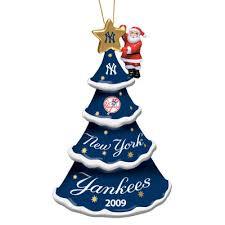 2009 annual new york yankees ornament the danbury mint