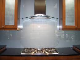 Also We Used Tempered Glass For Our Backsplash Kitchen - Tempered glass backsplash