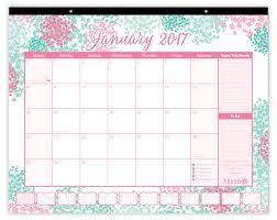 Desk Daily Calendar 2017 Desk Calendar Pre Order Bloom Bloom Planners 2017 Daily